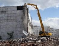 Снос и демонтаж зданий и сооружений в Краснодаре